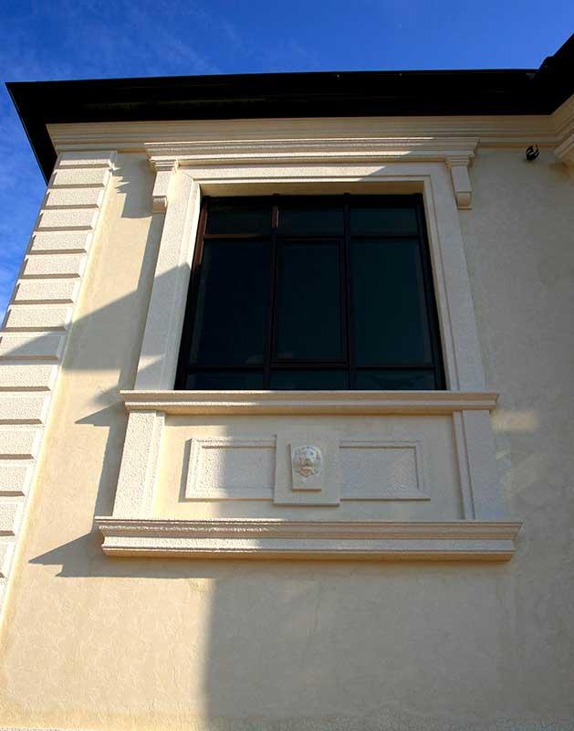 Декоративная фасады из пенопласта своими руками 100