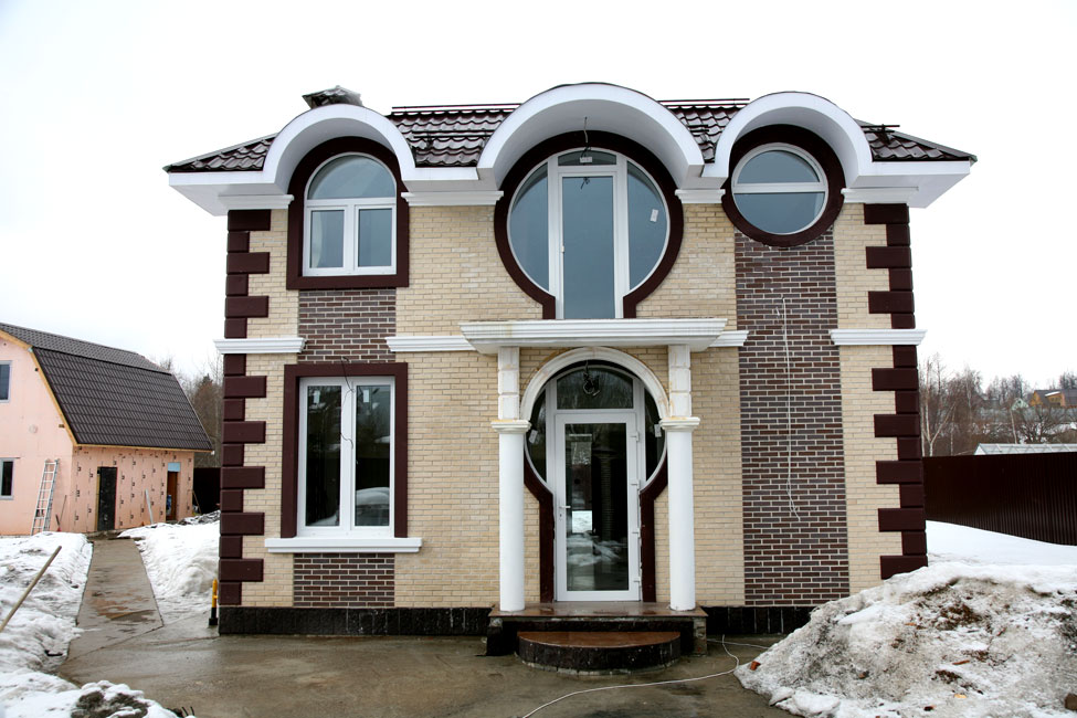 Каркасные дома: проекты и цены — строительство каркасных