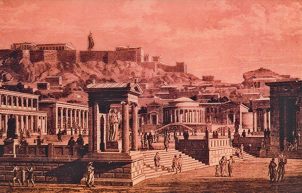a history of the greek city of athens During the persian wars they a history of the greek city of athens history of athens including founding fathers, oligarchs, tyrants, democrats, athens and sparta, the delian league, peloponnesian wars, pericles and de tipos essays humor athens.