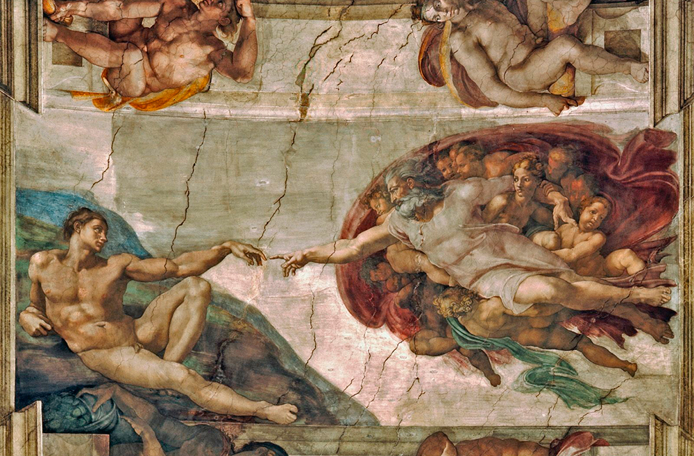 the early life and times of michelangelo