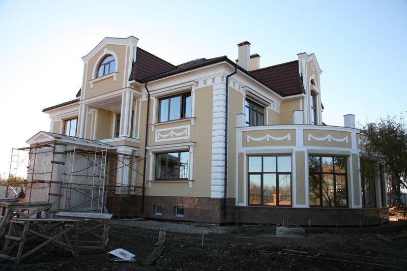 Фасадный декор в нальчике